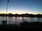 Coloradoriver by evening