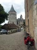 Châteaudun dojon