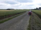 kms lang langs korenvelden