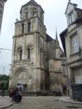 Poitiers kerk Ste.Radegonde
