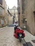 Poitiers naar St.Pierre-kathedraal