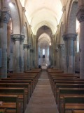 Aulnay-de-Saintogne kerk int