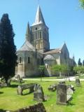 Aulnay-de-Saintoigne kerk