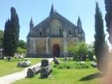 Aulnay-de-Saintoigne portaal