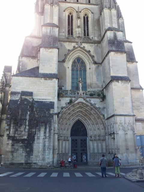 Saintes kathedraal St.Pierre