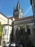 Saintes plegrimskerk St.Europe 01