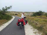 fietspaden lans de oceaan