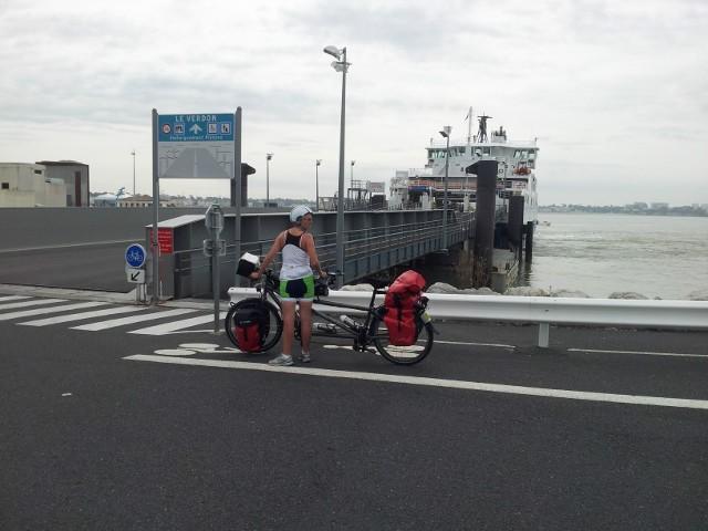 Royan ferry meert aan
