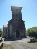 Labouheyre kerk