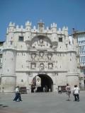 Burgos Puerta de Santa Maria