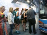 Bilbao met de bus
