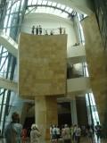 Guggenheim interieur
