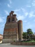 Villar de Mazarife kerktoren