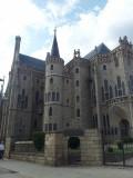 Astorga - paleis van Gaudi