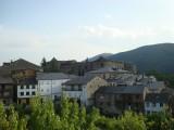 Villafranca del Bierzo 16de eeuwse burcht