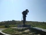 Alto San Roque 1270m StJacob en de wind