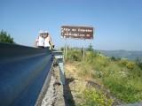 klim naar Cebreiro 1300m
