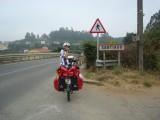 Santiago km