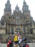 Santiogo voor kathedraal