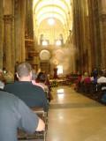 kathedraal Botafumeiro 02