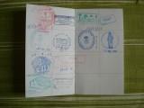 Credencial stempelboekje