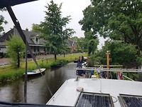 Tussen Edam en Amsterdam