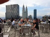 Helilounge bar Kuala Lumpur