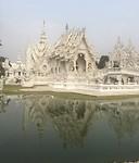"""Witte tempel"""" wat rong kuhn ( Chiang  rai)"""