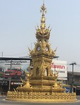 Klokkentoren in Chiang  rai