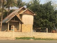 Bijzonder huis dat is gebouwd met 3 verschillende lagen