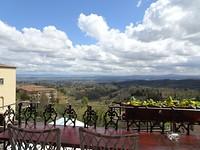 230. Toscaans uitzicht