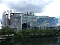 1 vd gebouwen v h europese parlement