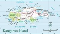 kangaroo Island, waar we beginnen.....