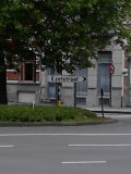 straat vernoemd naar machinisten in Brugge