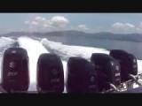 Powerboat naar gili island