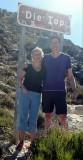 bij Die Top van de Swartberge