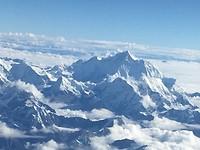 Vlucht Bhutan-Kathmandu