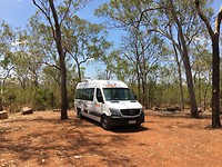 Campsite Litchfield NP