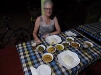 uitgebreide Rice and Curry
