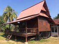 Traditioneel woonhuis.