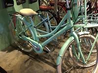 Dutch bikes.