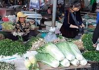 Markt in Binchuan