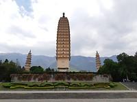 Drie pagodes van Dali