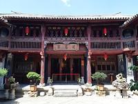 Huis familie Yan in Xizhou