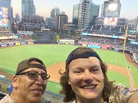 At the Ball game