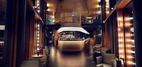 Bar met vide