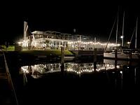 Marina Delta bij avond