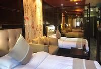 Onze kamer in Wuzhen!