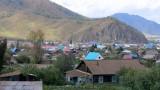 Midden Siberie. Altai gebergte.