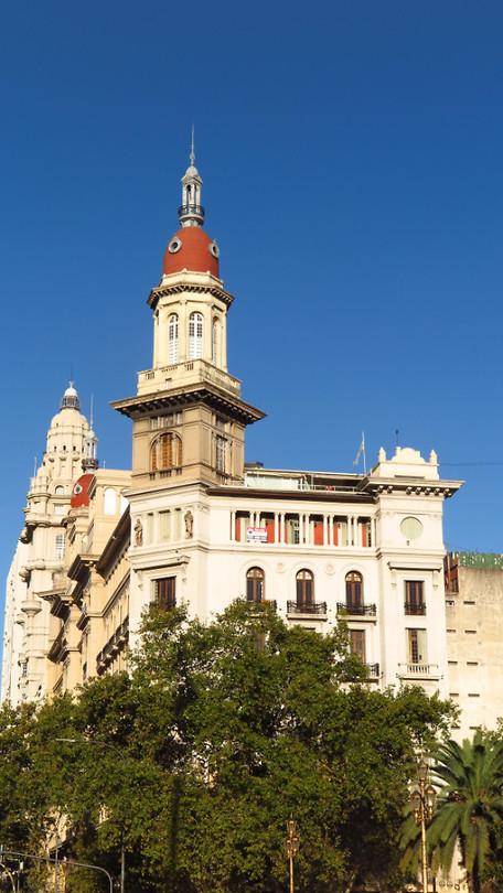 Statig Palacio begin 20e eeuw